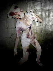 Angela Bermudez - BubbleHead Nurse - Silent Hill