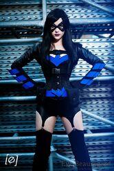 Eve Beauregard - Nightwing