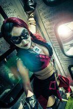 NadiaSK - Harley Quinn