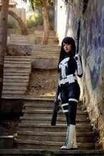 Karen Kasumi - Punisher