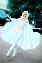 Alien Orihara-Emma Frost