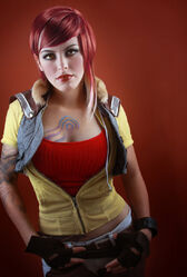 Nadyasonika - Lilith - Borderlands