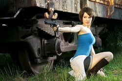 Enji Night - Jill Valentine