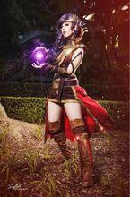 Monika Lee - Wizard - D3
