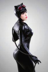 Nadyasonika - Catwoman