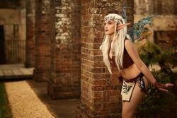 Eve Beauregard - Navi - Zelda