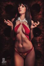 Jennifer Ann - Vampirella