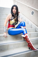 Monika Lee - Wonder Woman
