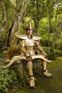Sagittarius Aiolos by Maki-chama from Cosplay