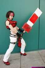 Ikuy - Sol Badguy - Guilty Gear