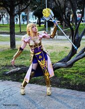 Melody Rose - Zelda