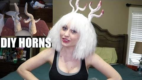 PLASTRCRAFT DIY Horns & Cosplay Props