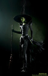 NadiaSK - Wicked Witch