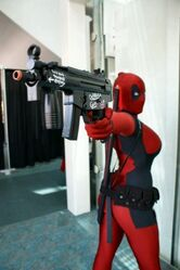 BelleChere - Deadpool