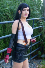 GalaktikMermaid - Tifa Lockhart