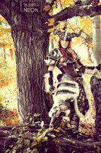 DeAnna Davis - Barbarian