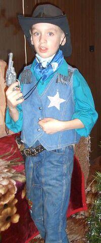 Cowboy-kharinskaya
