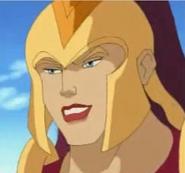 Mythic Warriors - Athena