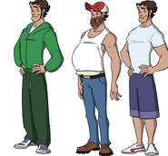 Herry's Outfits I