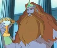 Mythic Warriors - Poseidon
