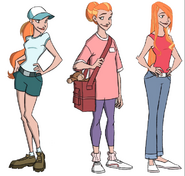 Theresa 's Outfits II