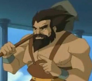 Mythic Warriors - Hephaestus