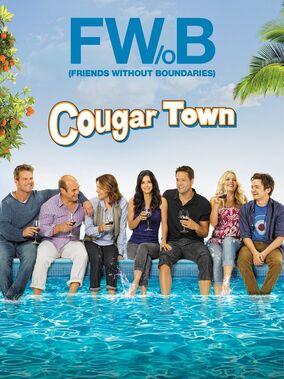 Cougar Town Season 2 Poster