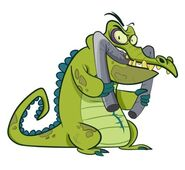 Cranky-alligator-antagonist