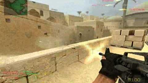Counter Strike Source Gameplay Video