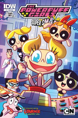 File:Powerpuff Girls Super Smash-Up! Dexter.jpg