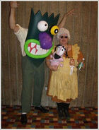 Funny-Courage-The-Cowardly-Dog-costumes-cosplay