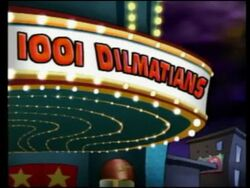 1001 Dilmatians
