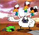 Space Chicken's Son