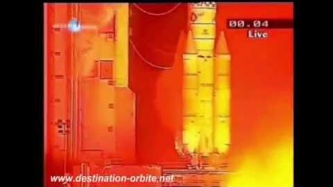 Final Ariane 4 launch (V-159, Intelsat 907)