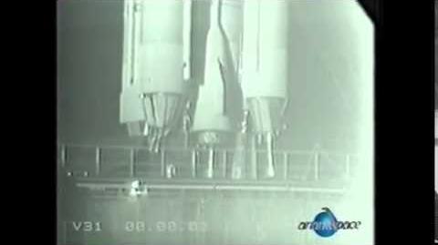 Ariane V31 (Superbird)