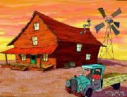 Bagge farmhouse