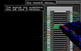 Screencap WiretapPrelude