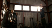 Site 6412 Foxtrot interrogation room