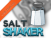 Saltshaker onetime