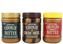 Cookie-butter-trio