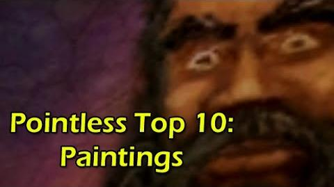 Pointless Top 10 Paintings in World of Warcraft