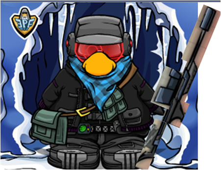 Club Penguin Raze 2