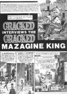 Cracked Interviews the Cracked Mazagine King