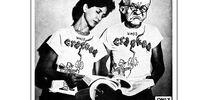 Cracked t-shirts