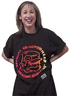 T-Shirt CrackedHead