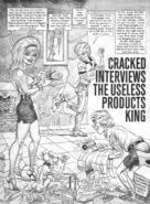 Cracked Interviews the Useless Products King