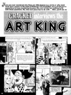 Cracked Interviews the Art King