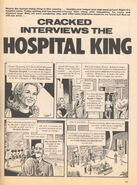 Cracked Interviews the Hospital King
