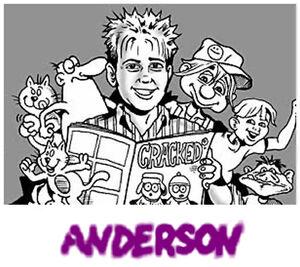 Noel 'Scotch' Anderson