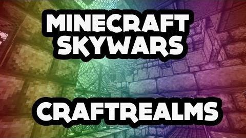 Minecraft - Epic Skywars Battle! - CraftRealms 1